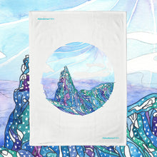 Load image into Gallery viewer, Cuillin Ridge Tea Towel