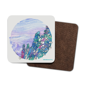 Fingers Ridge Coaster Set