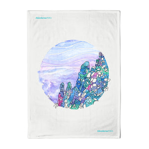 Fingers Ridge Tea Towel