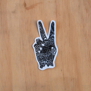 Peace Sticker