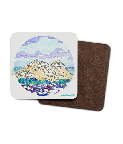 Suilven Coaster Set