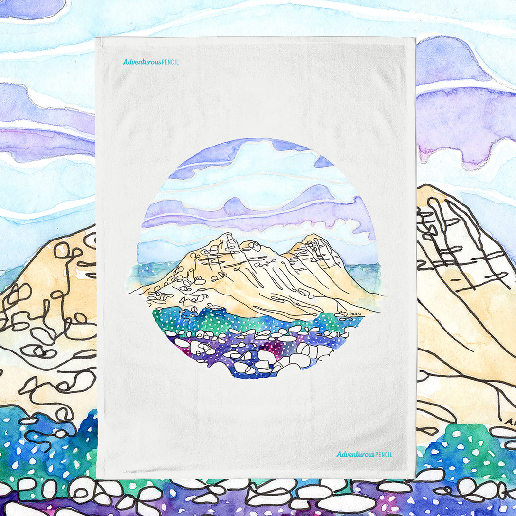 Suilven Tea Towel