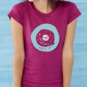 Ladies Comfort Zone Tee
