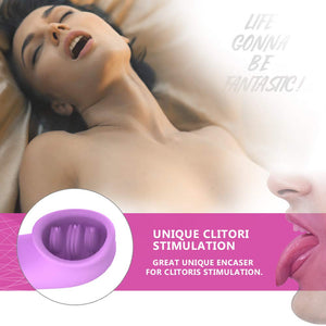 Triple Orgasm Guaranteed! Thrusting Rotating Vibrator with Clitoral Stimulator