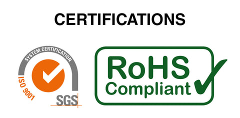 TRIKIT AIRTIRE PRO CERTIFICATIONS SGS ROHS