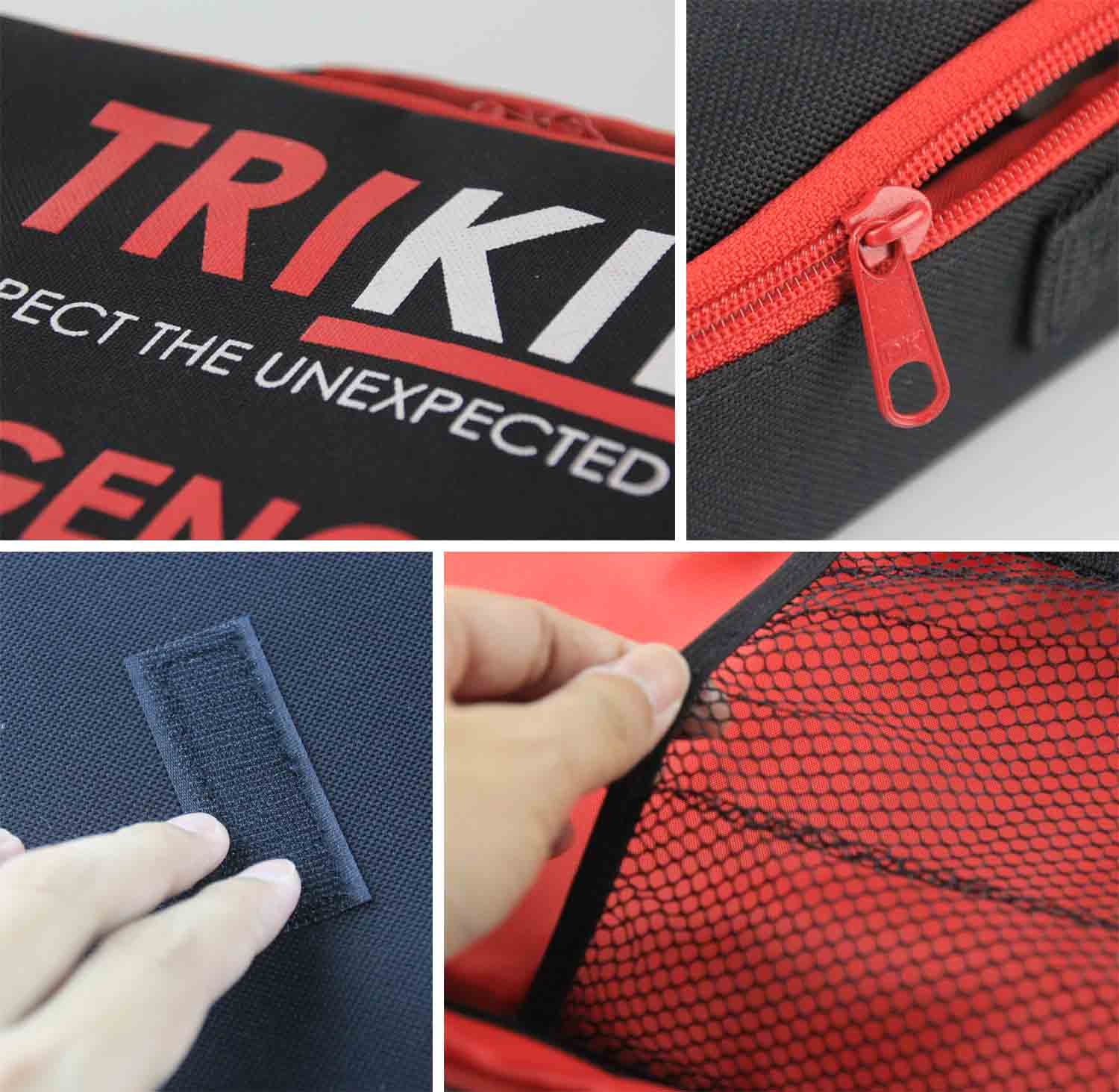 TRIKIT ANTI SLIP CAR KIT BAG EMERGENCY