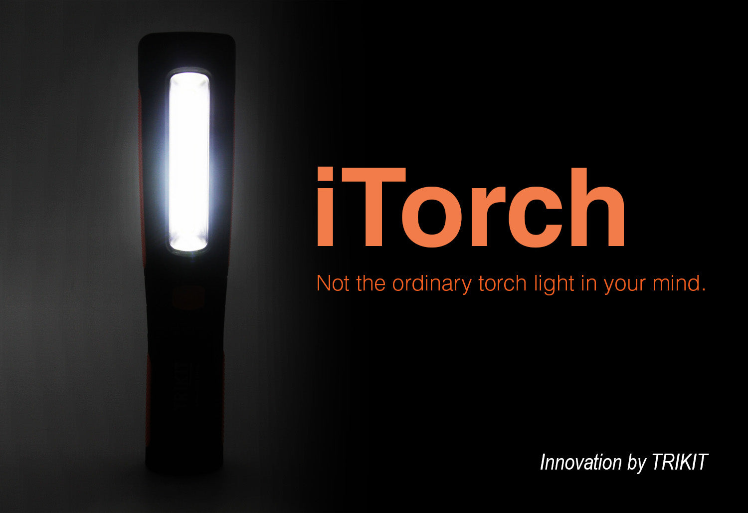 TRIKIT ITORCH EMERGENCY WORKING LAMP