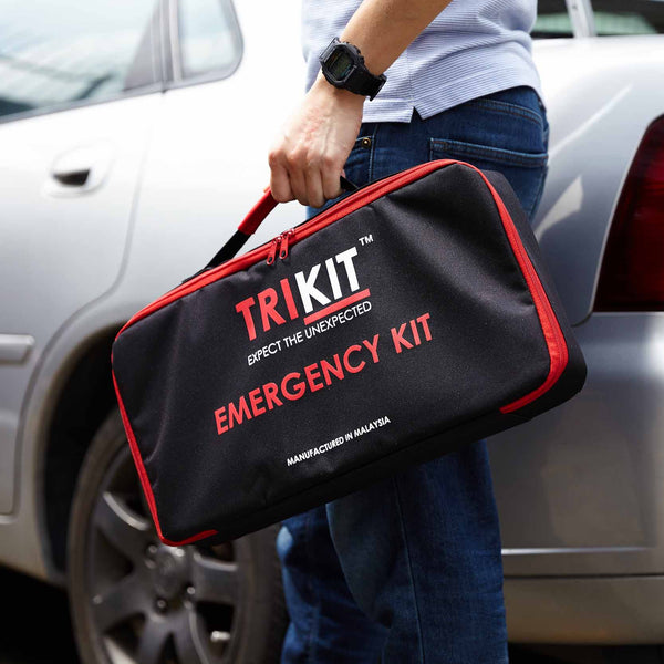 Anti-Slip™ Car Kit Bag