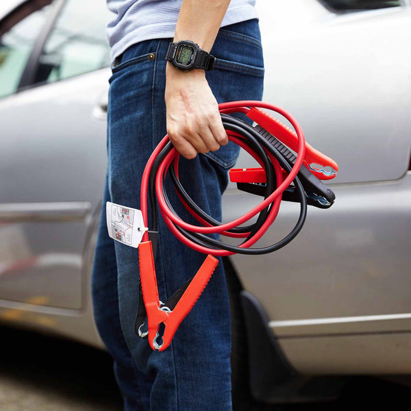 JumpStart Cables (petrol & diesel vehicles)