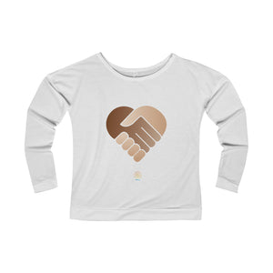One Heart Terry Long Sleeve