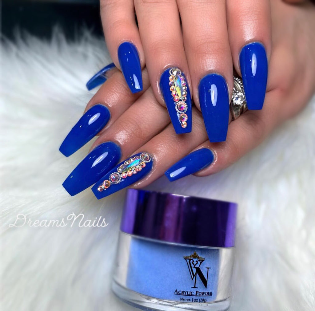 Royal Blue #040-Acrylic Powder