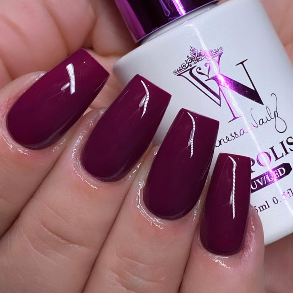 Gel Deep purple #12