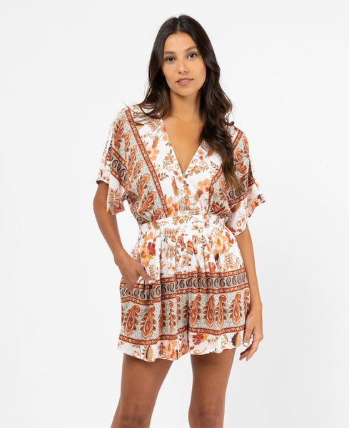 Yuna Playsuit