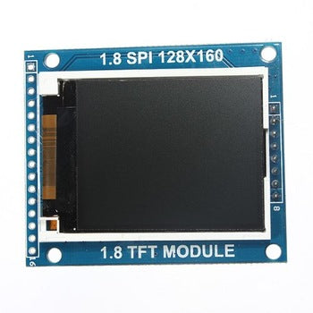 1.8 Inch SPI 128×160 TFT LCD Display Module With PCB for Arduino