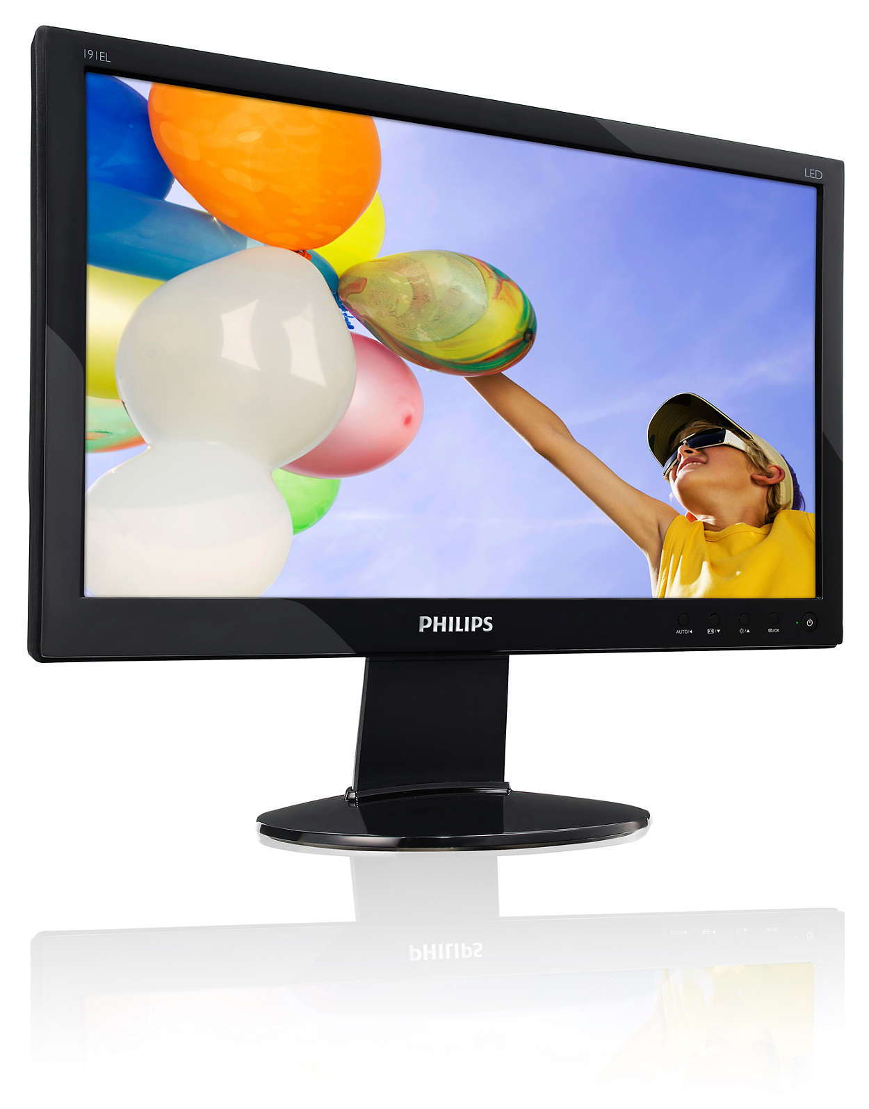 PHILIPS 18.5 LED (193V5)