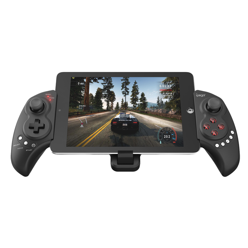 Play-A2 | Long handle Game Controller | Bluetooth | MPFI Gaming | For Android, Tabs, iOS, Mobile,Game Controller,Wedyut.