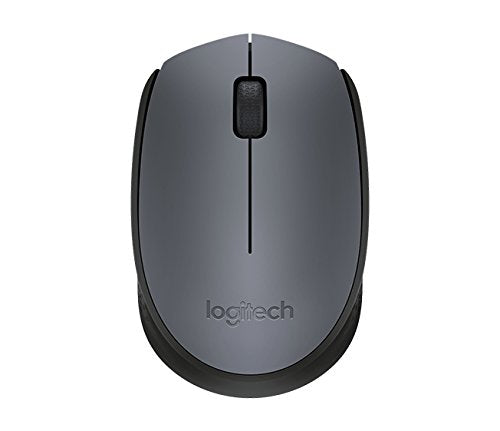 LOGITECH M170 Wireless Mouse Grey
