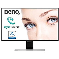 BenQ EW2775ZH (27 inch) Smart Focus Full HD Edge to Edge Flicker-free Premium VA Panel LED Backlit Monitor with Dual HDMI & Cinema Mode