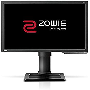BenQ ZOWIE XL2411 24 -Inch 144Hz 1ms FHD (1080p) e-Sports FPS PC Gaming Monitor with Black eQualizer