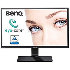 "BenQ GL2460 61 cm 24"" (24 inch) LED Flicker Free LED-Lit VGA & DVI With Wall Mounting Monitor"