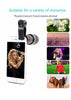 12X Zoom Telescope lens for smartphone