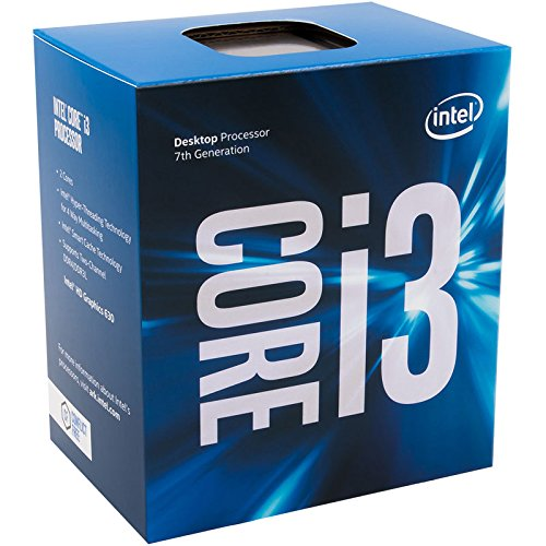 INTEL Core i3-7100 | Socket LGA 1151 |3M Cache,3.90 GHz| 7th GEN  Processor