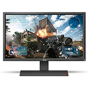 BenQ ZOWIE RL2755 27-Inch (68.58cm) FHD(1080p) 1ms e-sports PC Gaming Monitor