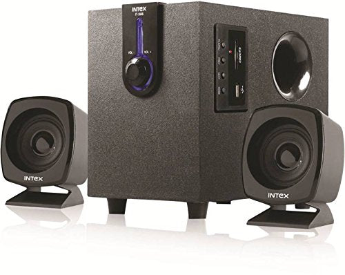 Intex IT-1666 Multimedia Speaker 2.1