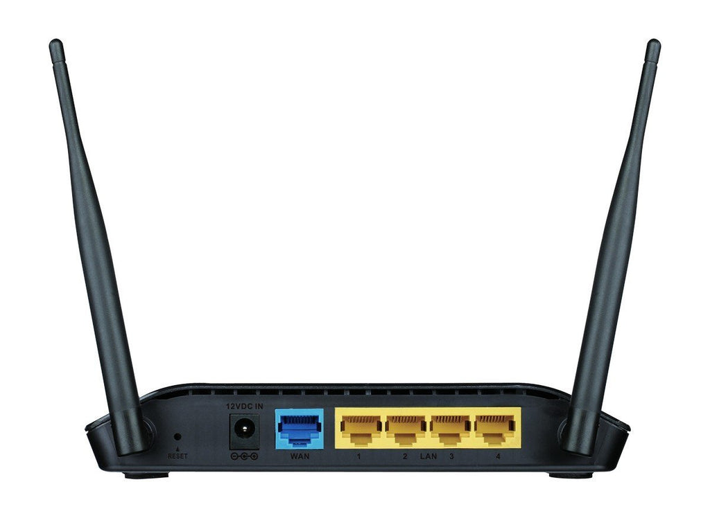 D-Link DIR-615 Wireless-N300 Router (Black)