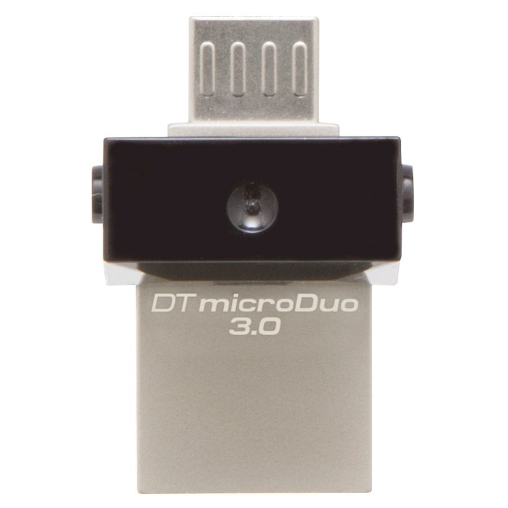 Kingston DataTraveler MicroDuo 32GB USB 3.0 OTG Pen Drive (DTDUO3/32GB)