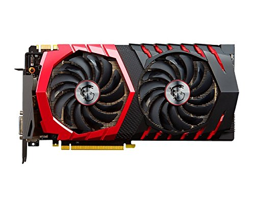 MSI GeForce GTX 1080 Gaming X 8GB PCI-Express Graphics Card