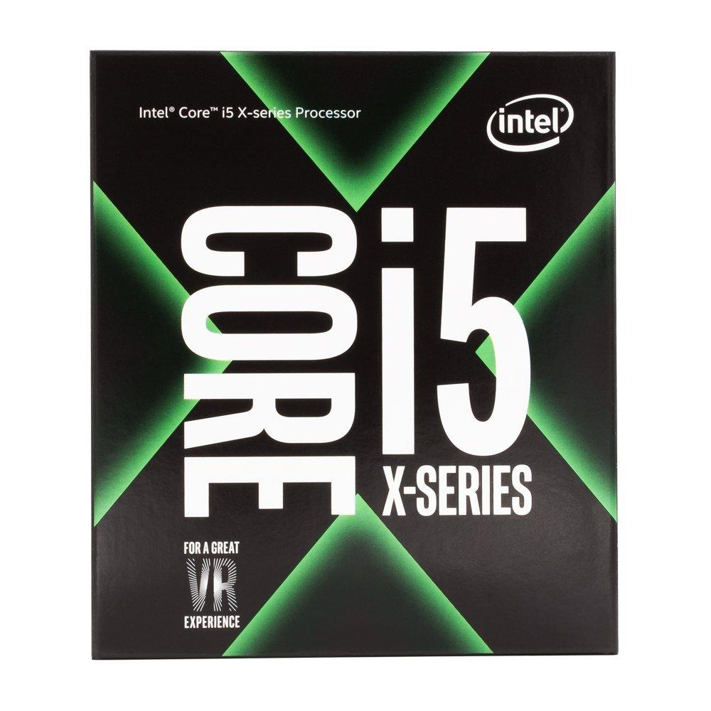 Intel Core I5 - 7640X EXTREME (2066) Desktop Computer Processor With Unlocked Core Clock Multiplier For Overclocking