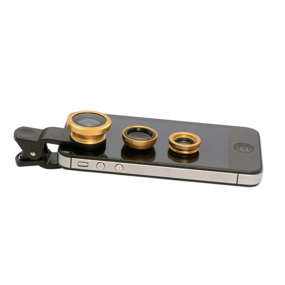 Universal Clip for all smartphone | 0.4x Super Wide Lens