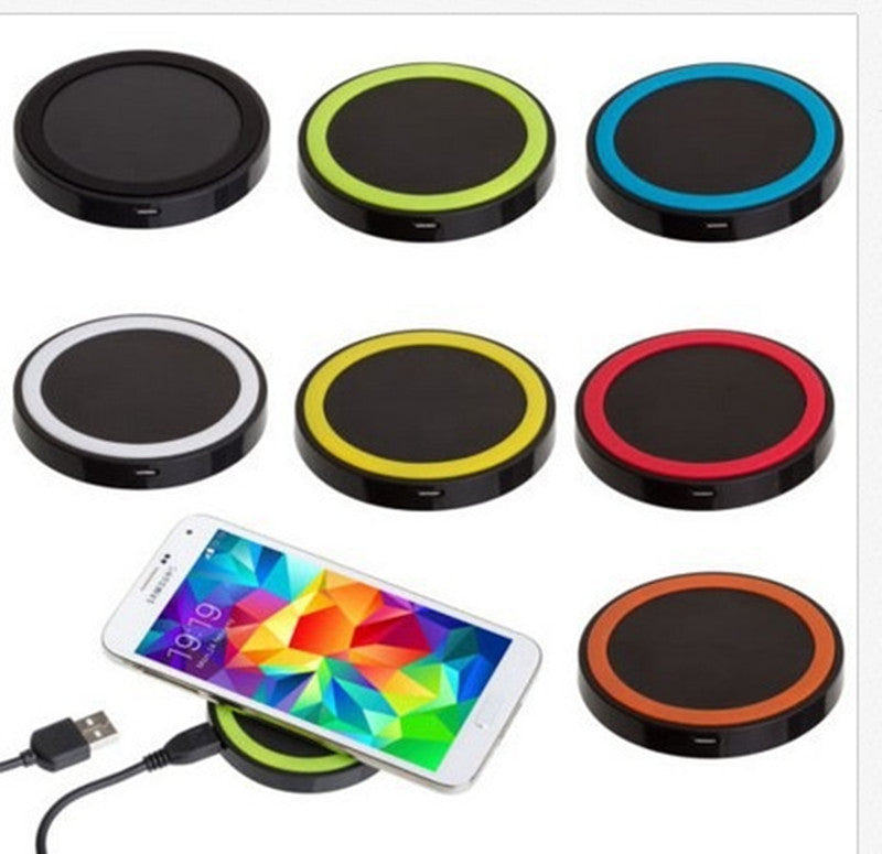 Universal  Wireless  Micro Usb Charger For Android Phones