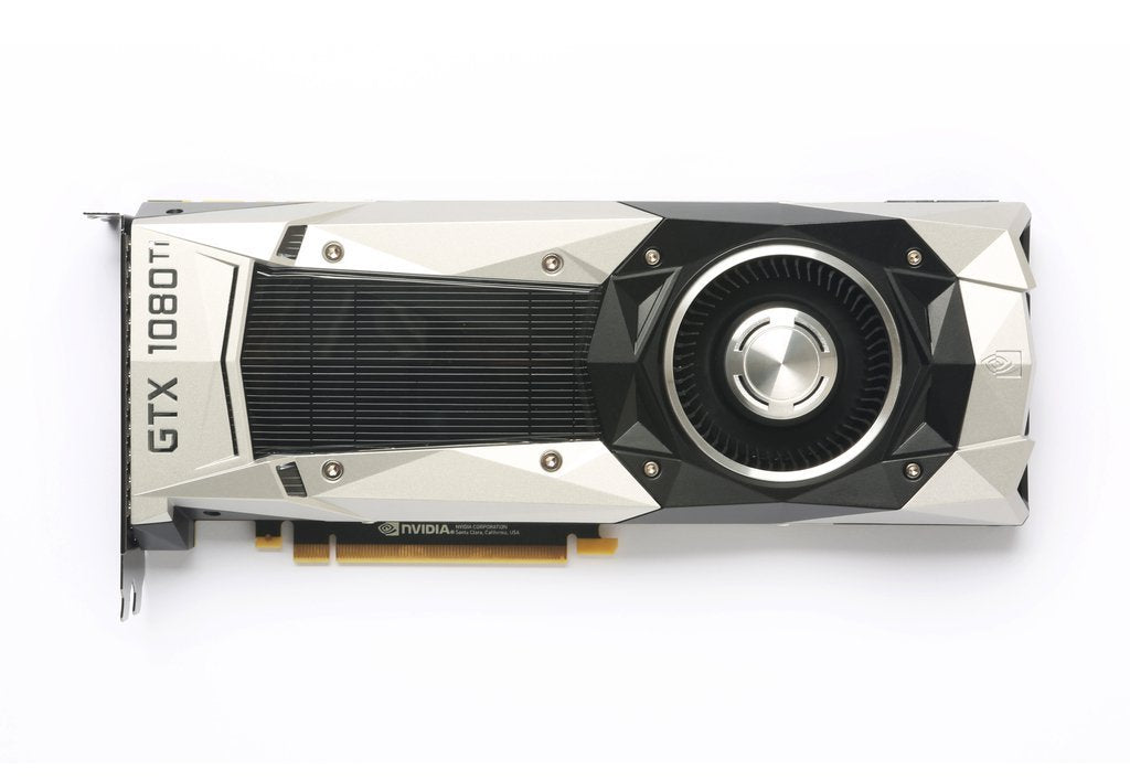 Zotac GeForce GTX 1080 Ti Founders Edition 11GB PCI-E Graphics Card