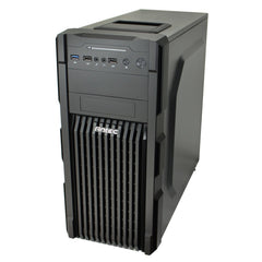 ANTEC GX200 With WINDOW Blue Led Fan ATX COMPUTER CASE
