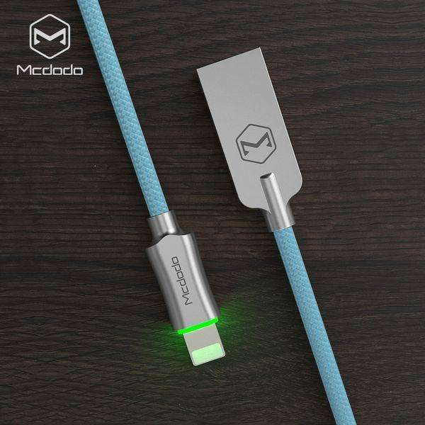 Premium Lightning Data Cable | Auto Disconnect,USB Cable,Wedyut.