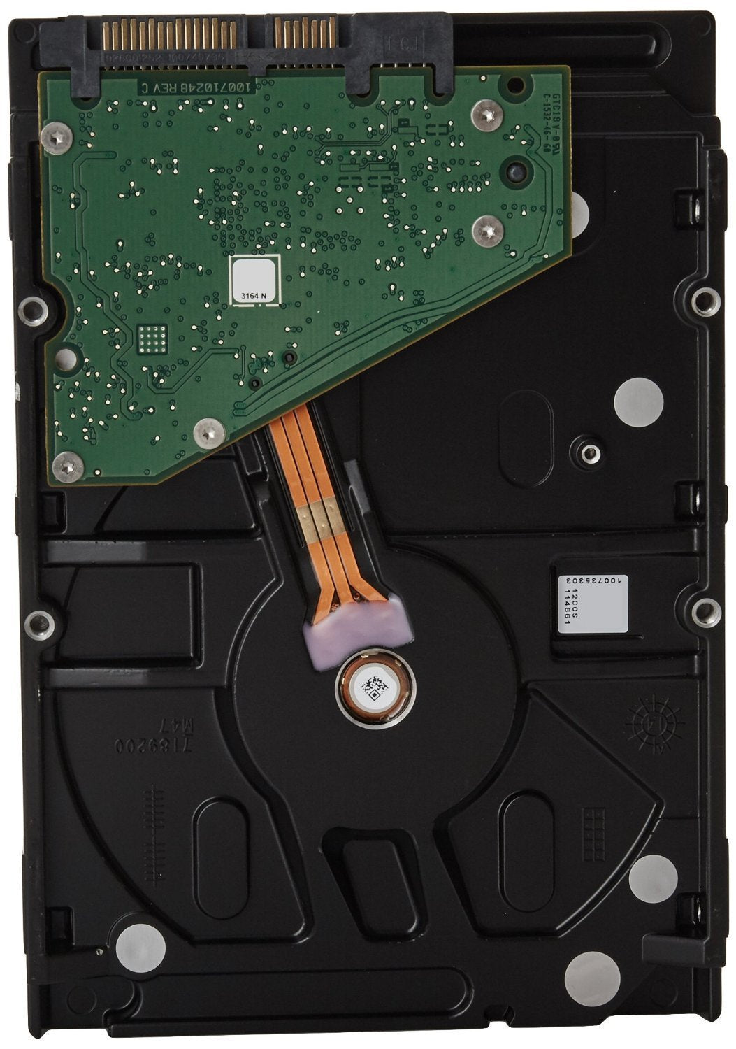 4TB SEAGATE SATA (2 YEAR Warranty) | Desktop Internal Hard Drive