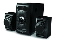 Philips 2.1 Mms IN-MMS2143B/94 Speaker System (Black)