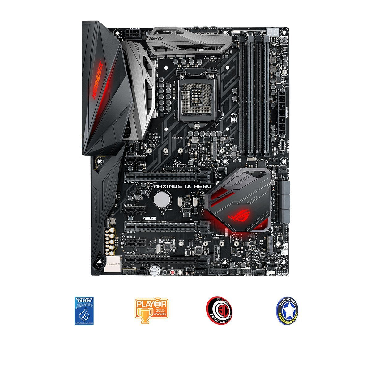 Asus Z270 Maximus IX Hero - LGA1151 - 7th Generation MotherBoard