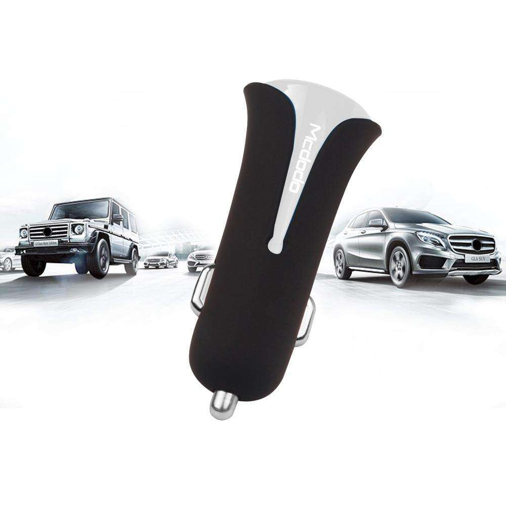 Car Charger | Dual USB Ports | 5V, 2.4A,Car Charger,Wedyut.