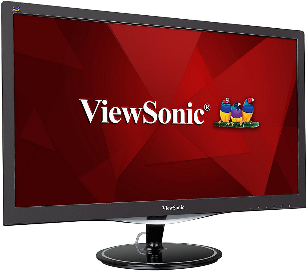 ViewSonic VX2757-MHD 27-inch 1080p Gaming Monitor with 2ms, VGA, HDMI, Display Port and Free Sync Technology