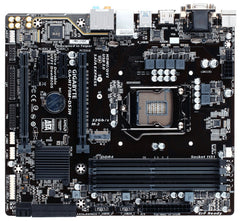 Gigabyte Micro ATX DDR4 NA Motherboards GA-H170M-DS3H