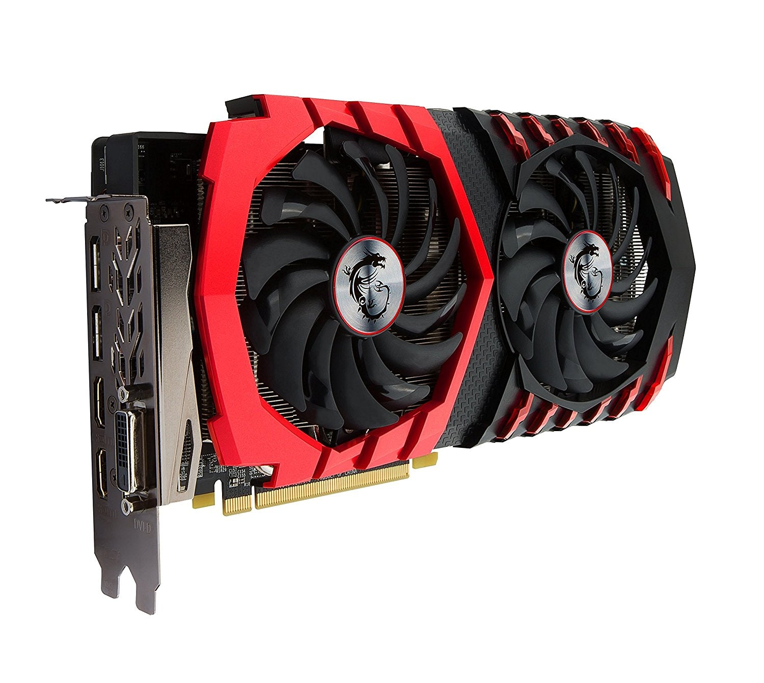 MSI RX 580 Gaming X 8G Radeon GDDR5 8GB Crossfire VR Ready DirectX 12 Graphics Card