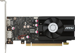 MSI GT 1030 2G LP OC 2GB PCIe Graphic Card