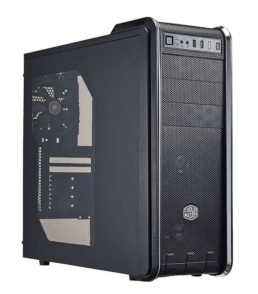 Cooler Master 590 III Black Window Computer Case (RC-593-KWN2)