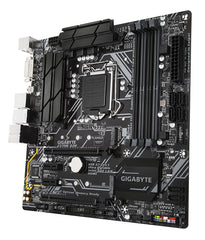 Gigabyte Z370M D3H Intel Chipset Z370 Ultra Motherboard with CrossFire Support, Smart Fan 5