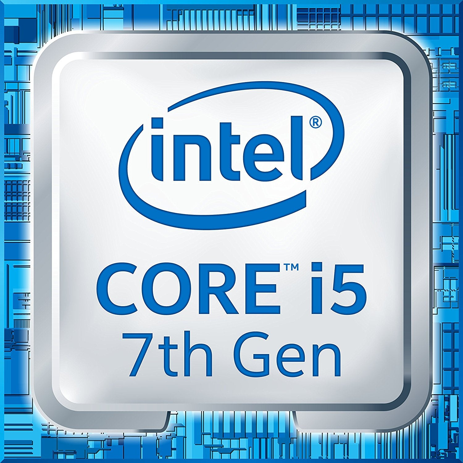 INTEL I-5 (7600) | SOCKET LGA1151 | 3.5 GHZ 7th Gen.Processor
