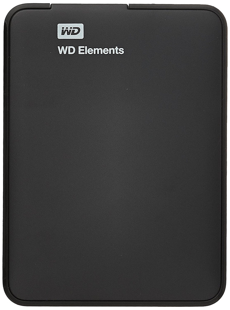 WD Elements 1TB USB 3.0 Portable External Hard Drive (Black)
