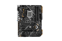 ASUS TUF B360-PLUS GAMING LGA1151 (300 Series) DDR4 HDMI VGA M.2 Intel B360 ATX gaming motherboard